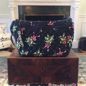 Vera Bradley black purse!
